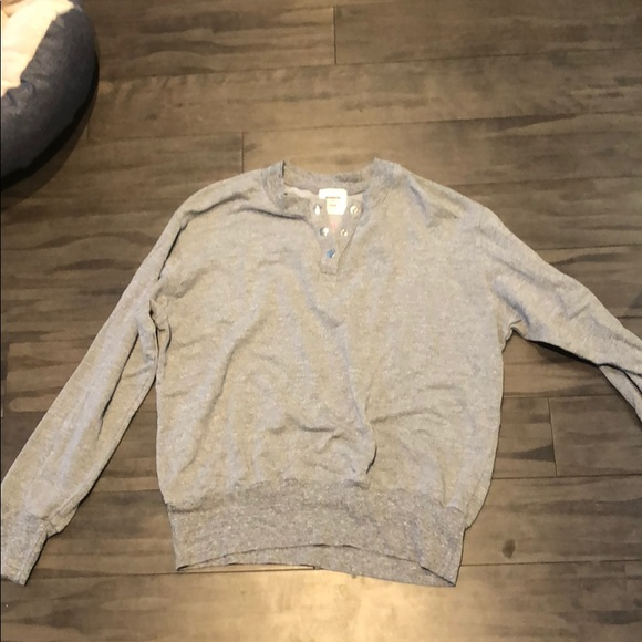 Monrow X soul cycle sweater